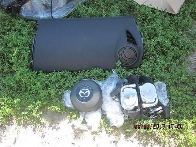 бу Б/у система безопасности комплект для легкового авто Mazda CX-7 в Ровно