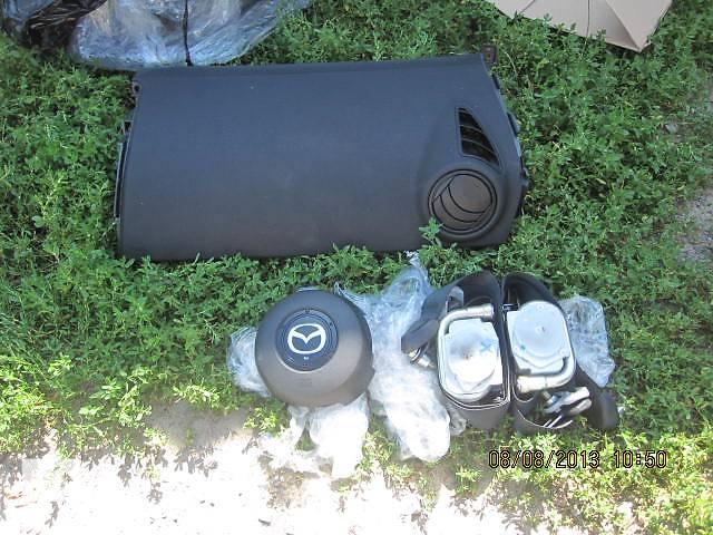 купить бу Б/у система безопасности комплект для легкового авто Mazda CX-7 в Ровно