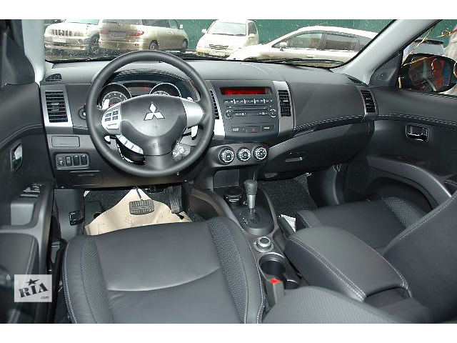 купить бу Б/у система безопасности комплект для легкового авто Mitsubishi Outlander XL 2009 в Киеве