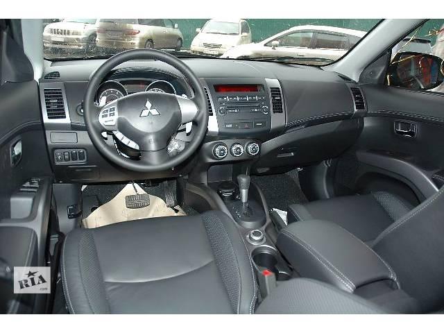 продам Б/у система безопасности комплект для легкового авто Mitsubishi Outlander XL 2009 бу в Киеве