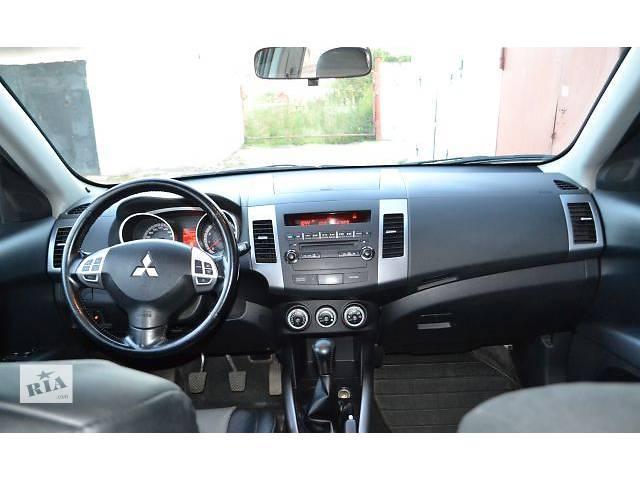 купить бу Б/у система безопасности комплект для легкового авто Mitsubishi Outlander XL в Киеве