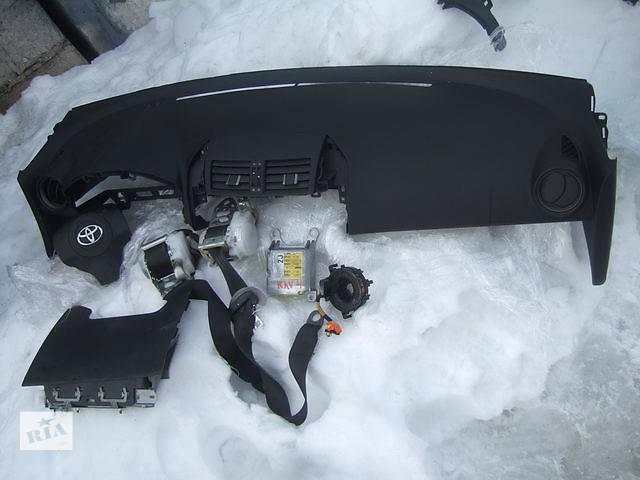 продам Б/у система безопасности комплект для легкового авто Toyota Rav 4 бу в Ровно