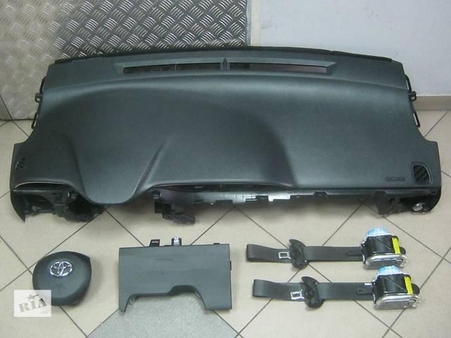продам Б/у система безопасности комплект для легкового авто Toyota Yaris бу в Чернигове