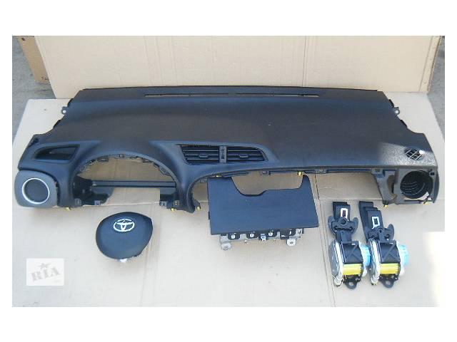 купить бу Б/у система безопасности комплект для легкового авто Toyota Yaris в Чернигове