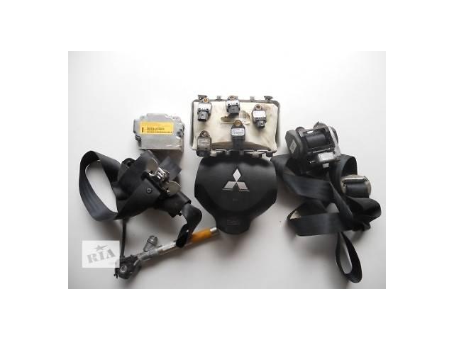 продам Б/у система безопасности комплект для Mitsubishi Outlander XL (2007 - 2009 г.в.) бу в Киеве
