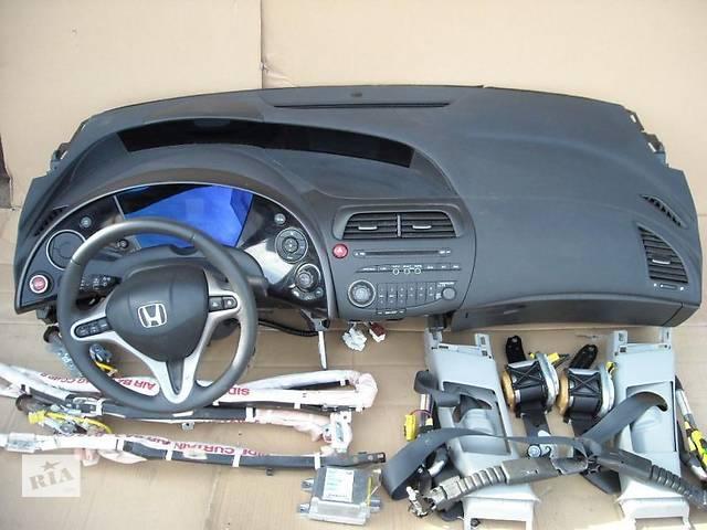 бу Б/у система безопасности комплект  Honda Civic Hatchback в Киеве