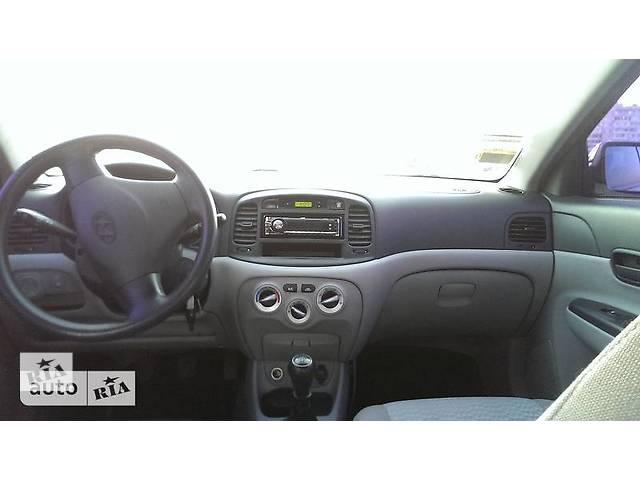 купить бу Б/у система безопасности комплект  Hyundai Accent в Киеве