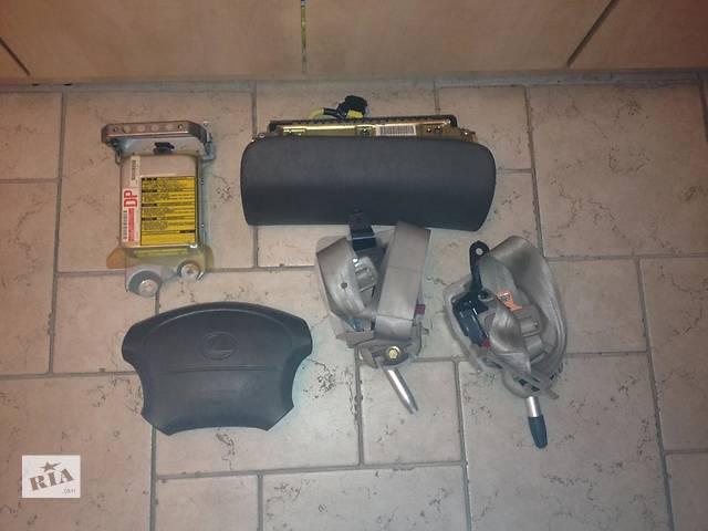 продам Б/у система безопасности комплект  Lexus GS бу в Киеве