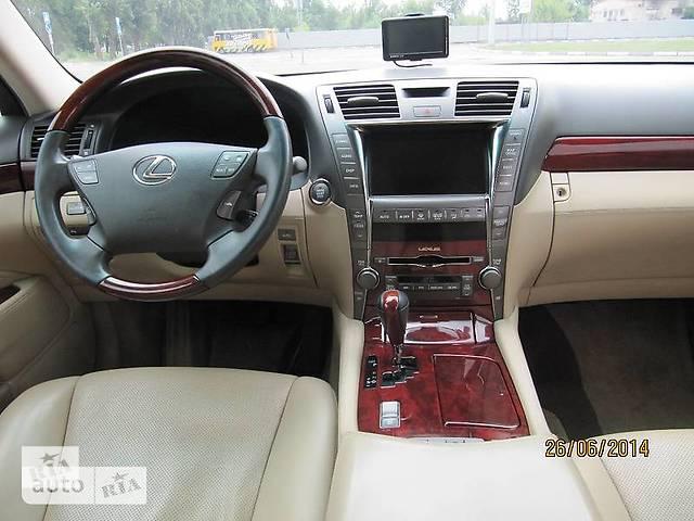 купить бу Б/у система безопасности комплект  Lexus LS в Киеве