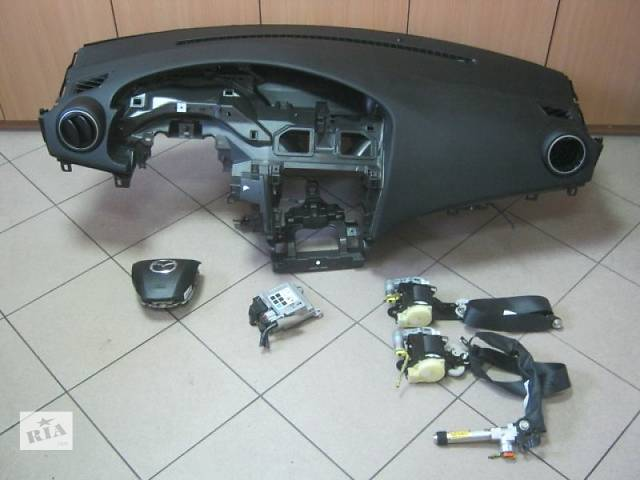 бу Б/у система безопасности комплект Mazda 3 в Киеве