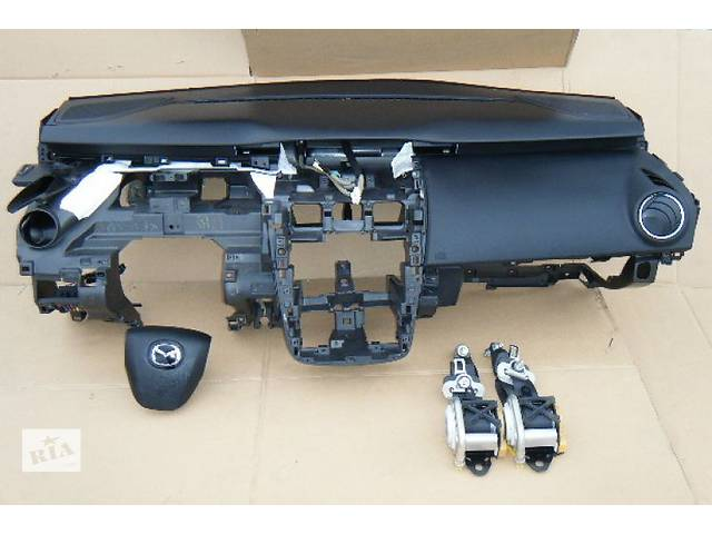 продам Б/у система безопасности комплект  Mazda CX-7 бу в Киеве