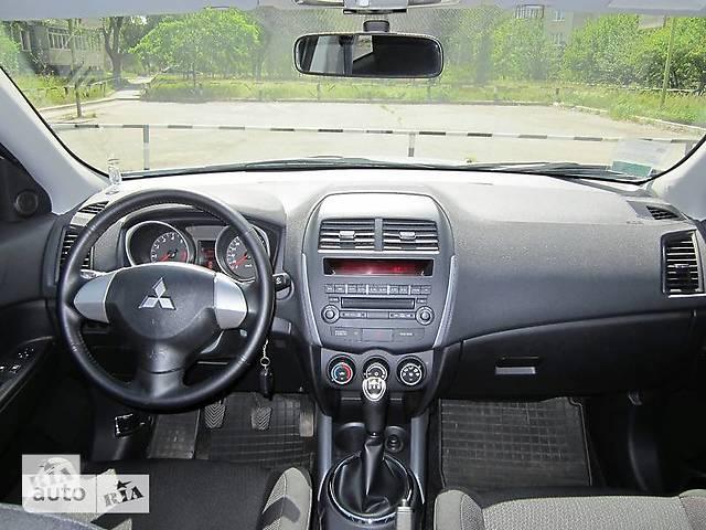 купить бу Б/у система безопасности комплект  Mitsubishi ASX в Киеве