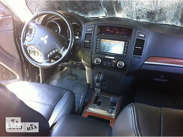 купить бу Б/у система безопасности комплект  Mitsubishi Pajero Wagon в Киеве