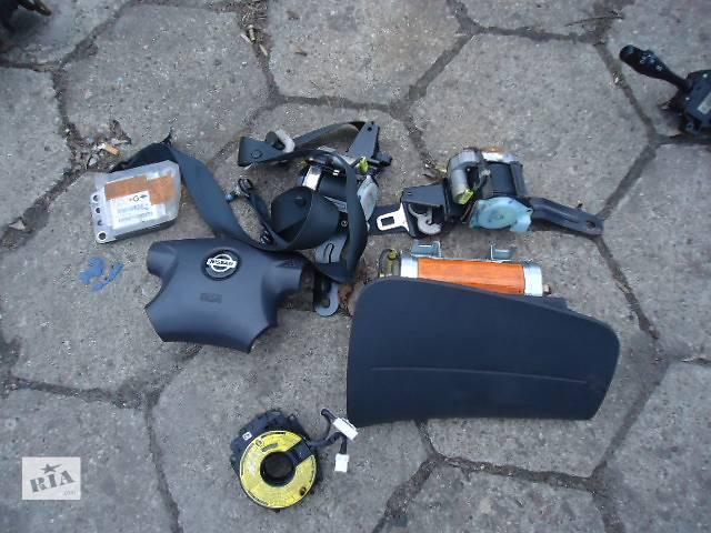 бу Б/у система безопасности комплект  Nissan Almera N16 в Киеве