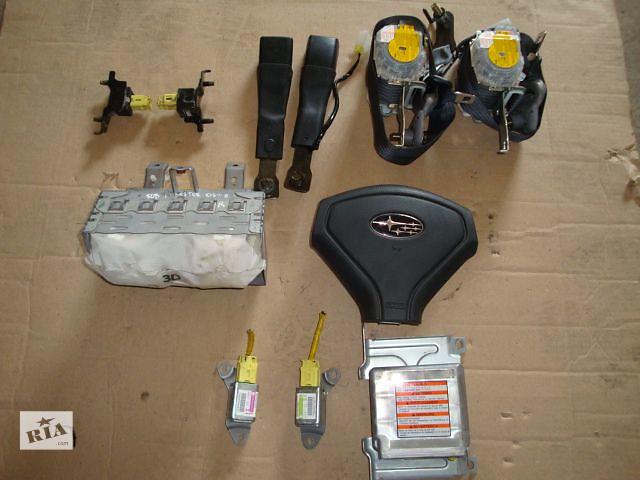 продам Б/у система безопасности комплект  Subaru Forester 2007 бу в Львове