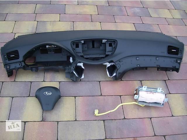 купить бу Б/у система безопасности комплект Subaru Tribeca в Киеве