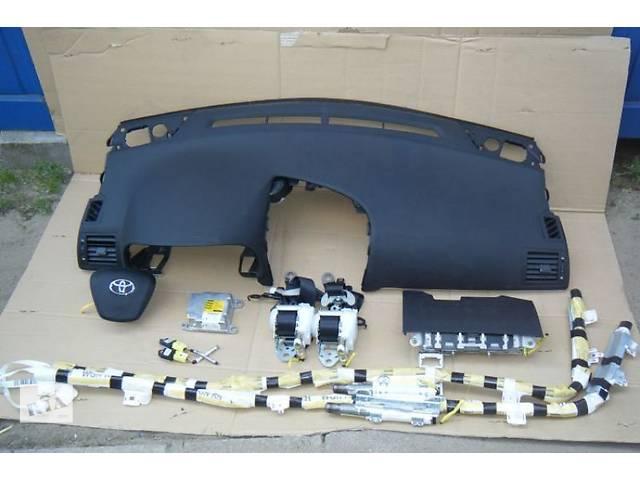 продам Б/у система безопасности комплект  Toyota Avensis бу в Киеве