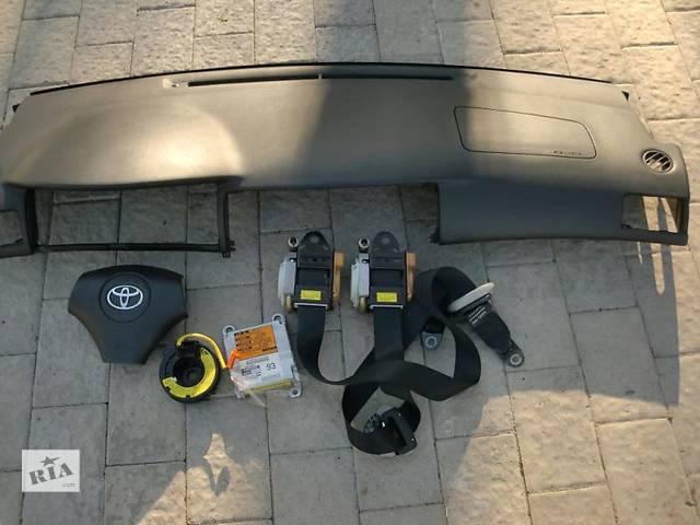 бу Б/у система безопасности комплект  Toyota Corolla в Киеве