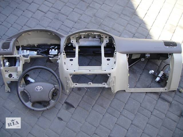 бу Б/у система безопасности комплект  Toyota Land Cruiser 100 в Киеве
