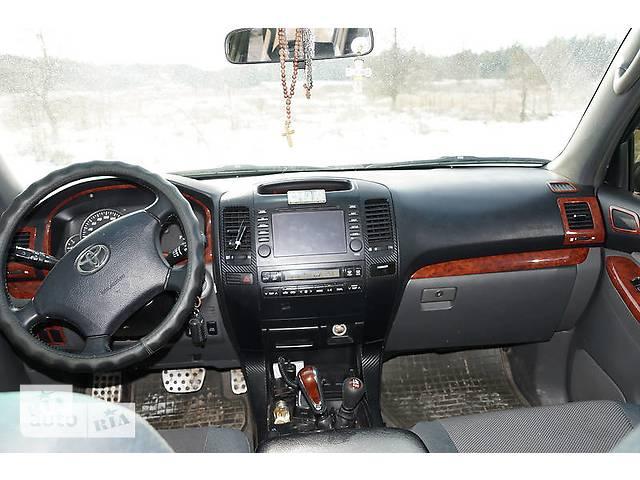 купить бу Б/у система безопасности комплект  Toyota Land Cruiser Prado 120 в Киеве