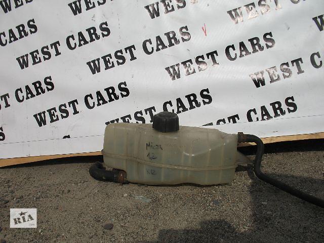 бу б/у Система охлаждения Бачок расширительный Легковой Nissan Micra Hatchback (5d) 2006 в Луцке