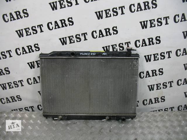 бу б/у Система охлаждения Радиатор Легковой Nissan Murano 2006 в Луцке