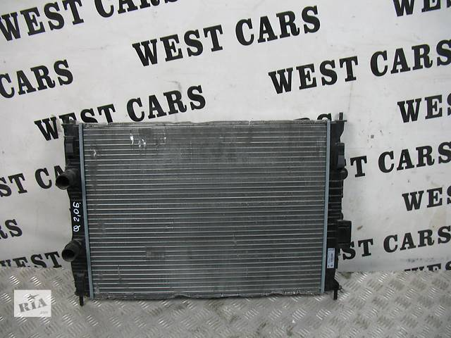 купить бу б/у Система охлаждения Радиатор Легковой Nissan Qashqai в Луцке