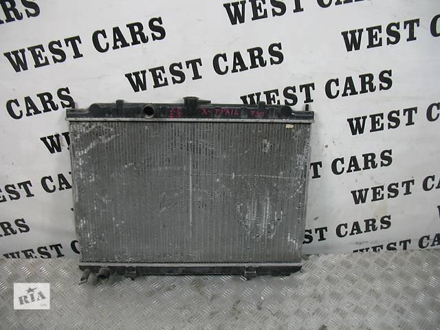 бу б/у Система охлаждения Радиатор Легковой Nissan X-Trail 2005 в Луцке