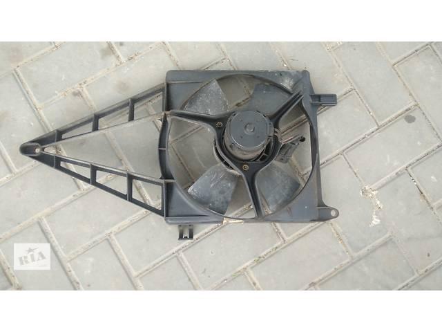 бу б/у Система охлаждения Вентилятор осн радиатора Легковой Opel Kadett в Умани