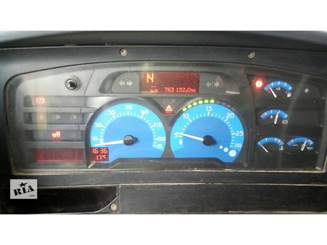 купить бу Б/у Тахограф Грузовики Renault Magnum 440, 480 Evro3 2005 в Рожище