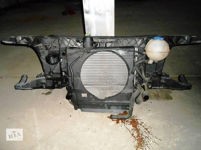 Б/у Телевизор Окуляр Панель передняя Volkswagen Crafter Фольксваген Крафтер 2.5 TDI 2006-2010- объявление о продаже  в Рожище