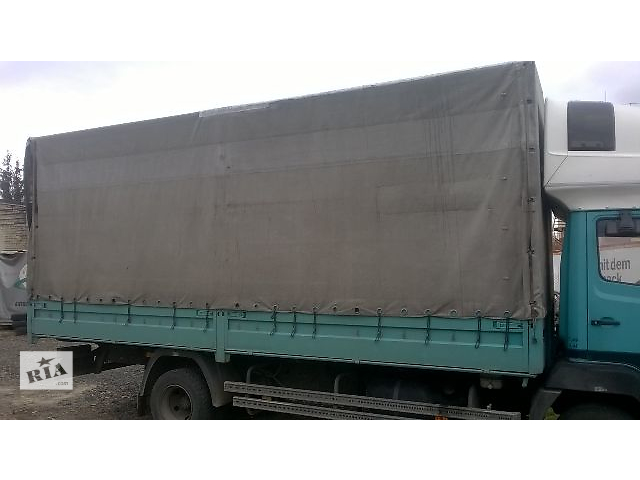 Б/у тент для грузовика- объявление о продаже  в Ровно