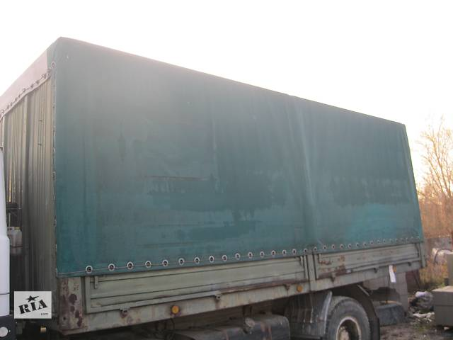 Б/у тент для грузовика маз- объявление о продаже  в Дрогобыче