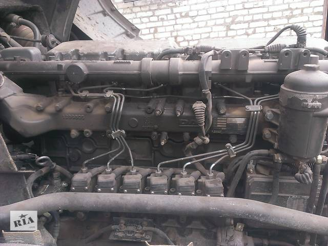 продам б/у ТННД/ТНВД Топливний Топливный насос Даф Daf XF 95.380 Евро 3 бу в Рожище