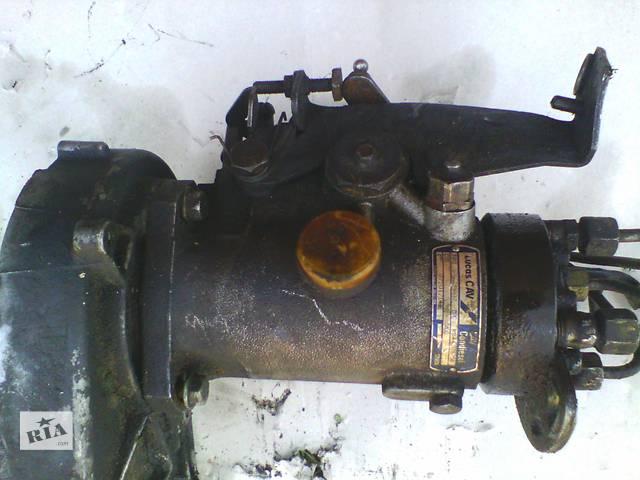 бу Б/у ТНВД Renault Rapid 1.6D в Броварах