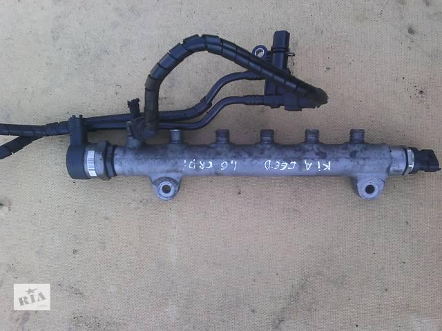 продам Б/у топливная рейка для легкового авто Kia Ceed 1.6 бу в Ковеле