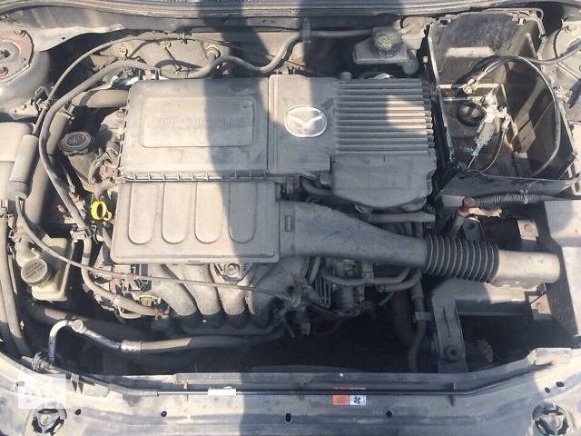 продам Б/у топливная рейка для седана Mazda 3 бу в Киеве