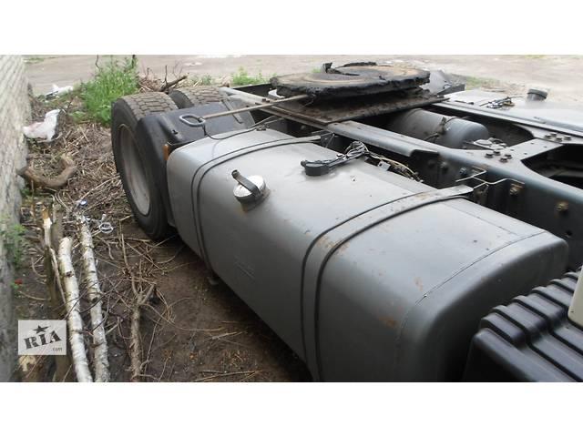бу б/у Топливный бак 560л, 460л металл.ДАФ DAF XF95 380 Евро3 2003г в Рожище