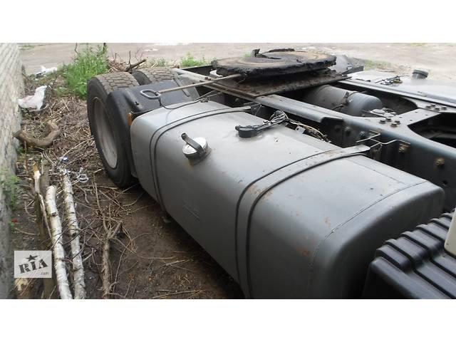 купить бу б/у Топливный бак 560л, 460л металл.ДАФ DAF XF95 380 Евро3 2003г в Рожище