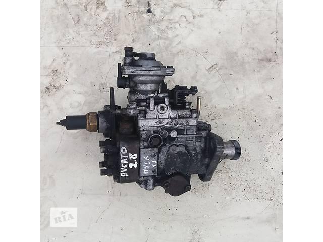 Б/у топливный насос для Fiat Ducato 2.8 D- объявление о продаже  в Ковеле
