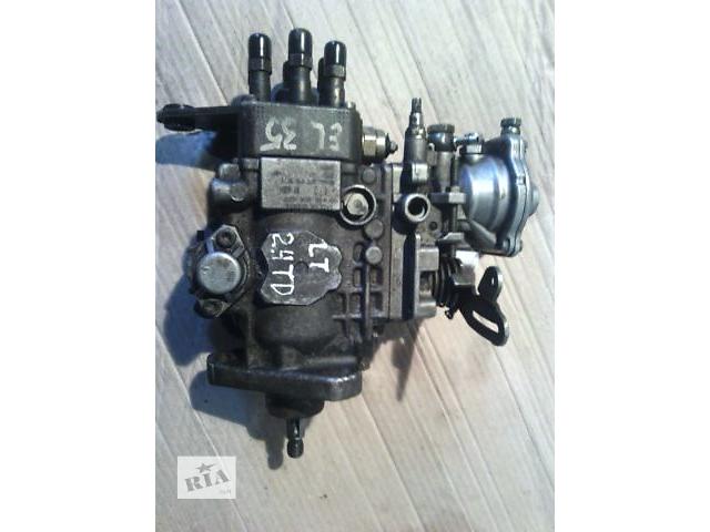 продам Б/у топливный насос высокого давления/трубки/шест для автобуса Volkswagen LT бу в Ковеле
