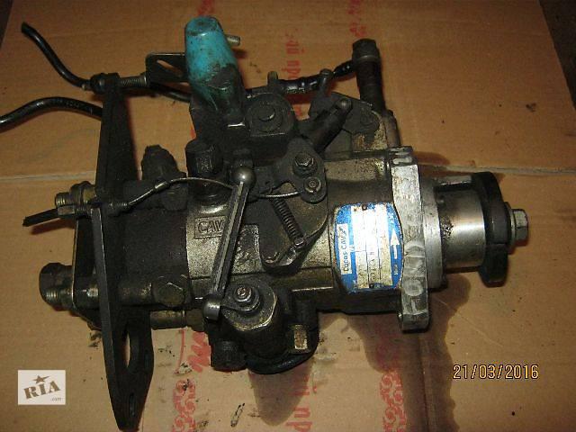 продам Б/у топливный насос высокого давления/трубки/шест для грузовика Ford Transit бу в Ковеле