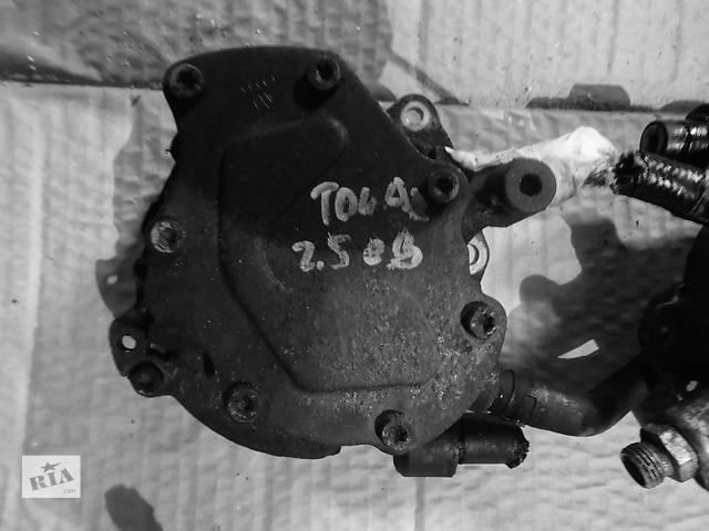 купить бу Б/у топливный насос высокого давления/трубки/шест для кроссовера Volkswagen Touareg в Львове