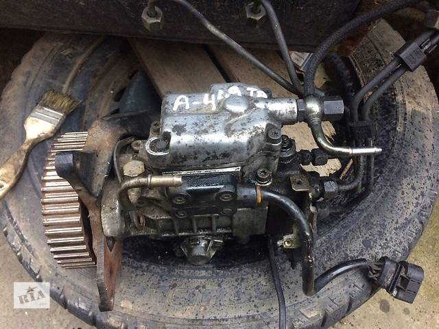 купить бу Б/у топливный насос высокого давления/трубки/шест для легкового авто Audi 1.9tdi hdk 196 ed966 в Умани