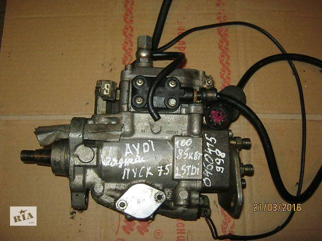 продам Б/у топливный насос высокого давления/трубки/шест для легкового авто Audi 100 бу в Ковеле