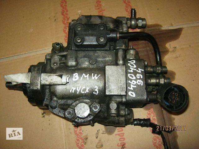 Б/у топливный насос высокого давления/трубки/шест для легкового авто BMW- объявление о продаже  в Ковеле