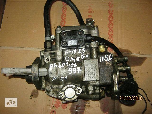 купить бу Б/у топливный насос высокого давления/трубки/шест для легкового авто BMW в Ковеле