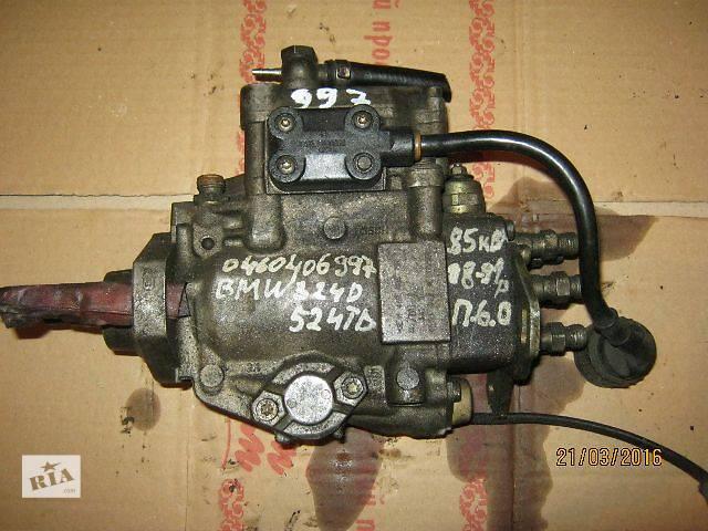 бу Б/у топливный насос высокого давления/трубки/шест для легкового авто BMW в Ковеле