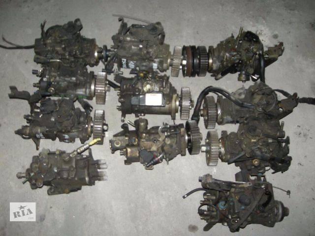 бу Б/у топливный насос высокого давления/трубки/шест для легкового авто Chrysler Voyager  2,5тд в Луцке