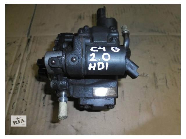 купить бу Б/у топливный насос высокого давления/трубки/шест для легкового авто Citroen C4 2.0 HDI в Ужгороде